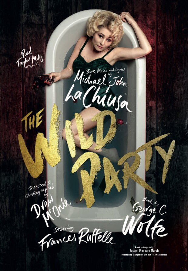 The Wild Party - Frances Ruffelle